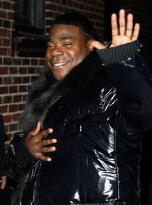 Tracy Morgan  EXCLUSIVE WORLDWIDE INTERVIEW NOW LIVE ON WWW.DISILGOLD.COM